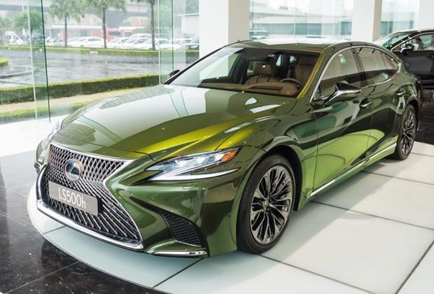 Giá xe Lexus mới nhất 2021: Giá bán và thông số các dòng xe - 4