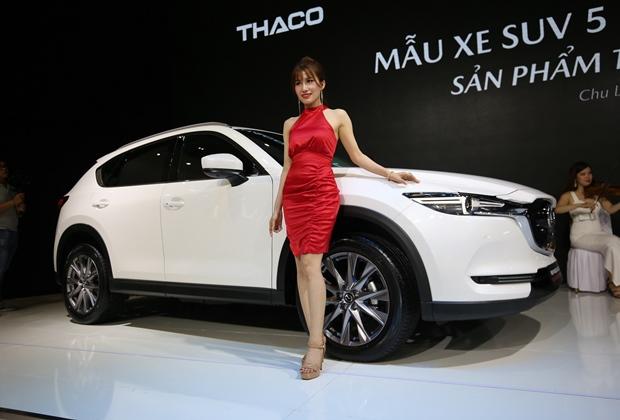 Giá xe Mazda CX-5 mới nhất 2021 kèm đánh giá và thông số - 1