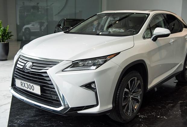 Giá xe Lexus mới nhất 2021: Giá bán và thông số các dòng xe - 6
