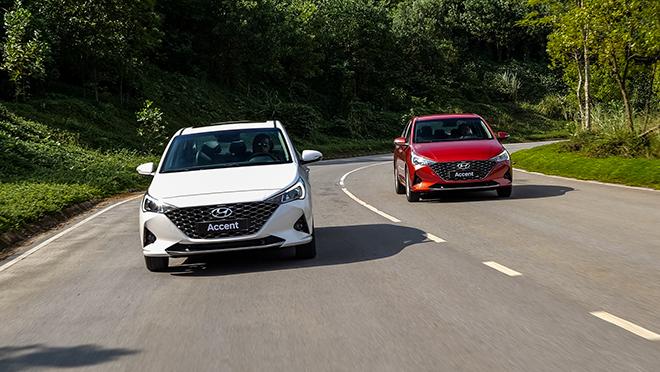Giá xe Hyundai Accent lăn bánh tháng 02/2021 - 1