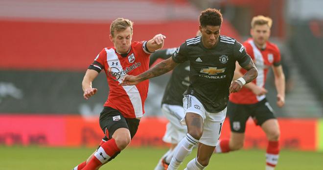 Trực tiếp bóng đá MU - Southampton: Bàn thắng thứ 9 (Hết giờ) - 41