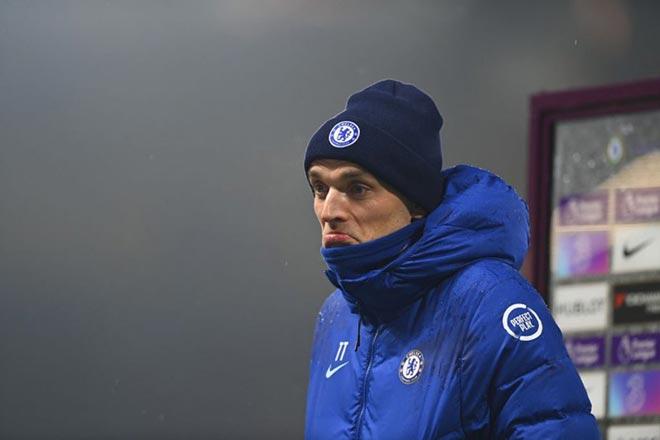 """HLV Tuchel bất ngờ giữ 4 """"người thừa"""" Chelsea, quyết phá"""