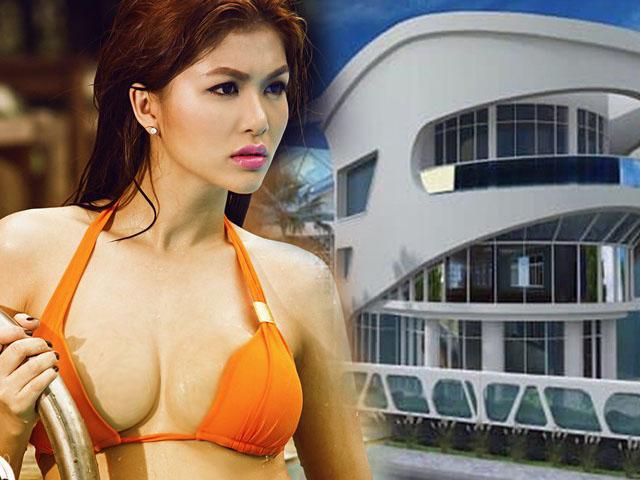 Đời sống Showbiz - Hoa hậu 6 con được chồng đại gia tặng biệt thự 100 tỷ ở Bình Dương là ai?