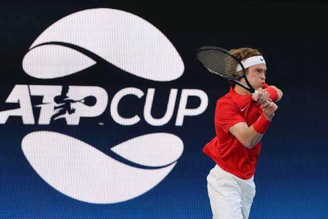 ATP Cup ngày 2: Tsitsipas sắm vai cứu tinh, Hy Lạp kịch chiến Australia - 1