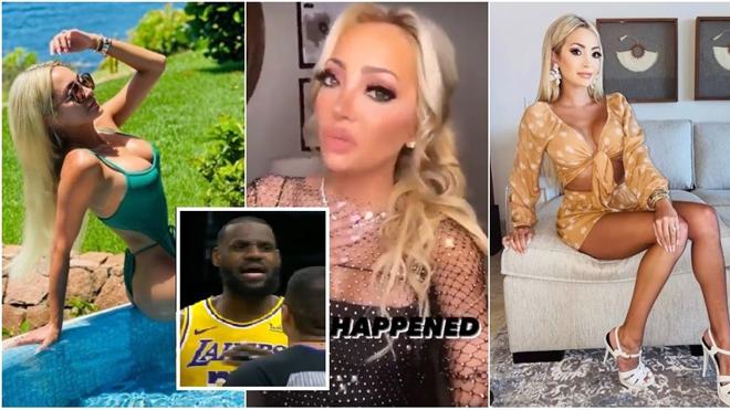 """""""Người khổng lồ"""" NBA cãi nhau với mỹ nữ: Tỷ phú USD đứng trước án phạt - 1"""