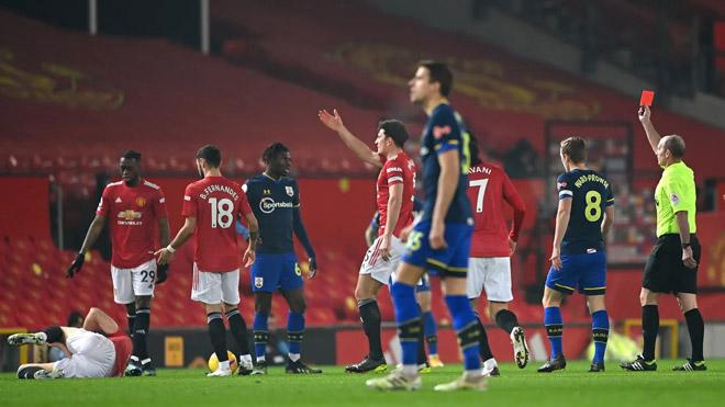 Video MU - Southampton: Bước ngoặt thẻ đỏ, 9 bàn lưu danh sử sách - 1