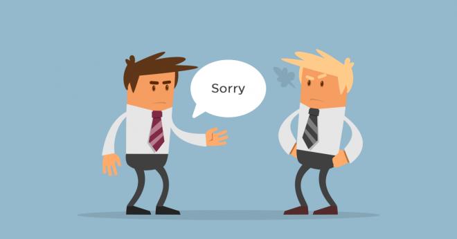 Sai lầm không đáng sợ, đáng sợ là sai lầm vô ích: Làm gì khi mắc lỗi trong công việc? - 1