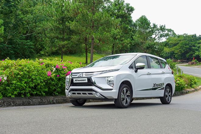 Giá xe Mitsubishi Xpander lăn bánh tháng 02/2021 - 1