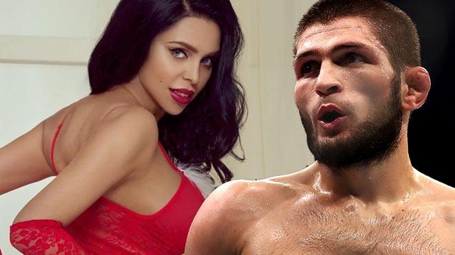 """Kiều nữ """"phim nóng"""" tố Khabib muốn hại mình, SAO UFC nghịch cực dại - 1"""