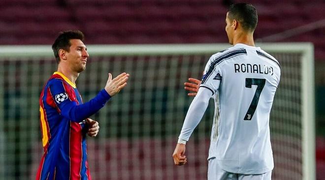 """Ronaldo và Messi ghi hơn 700 bàn thắng: """"Ông Vua"""" vòng cấm đấu thiên tài rê bóng - 1"""