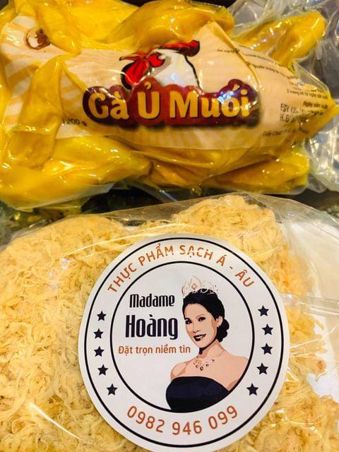 Vì sao thực phẩm thương hiệu Madame Hoàng được chị em tìm mua ngày Tết? - 1
