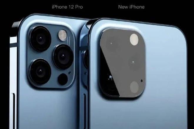 Đây chính là cách bố trí cụm camera trên iPhone 13? - 1