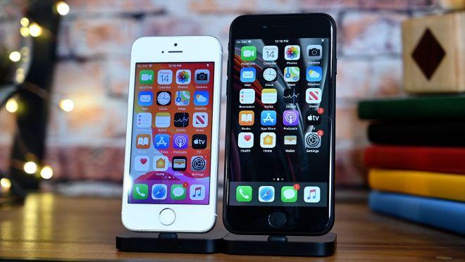Sốc: Người dùng iOS thích iPhone SE và 6S hơn iPhone đời mới - 1