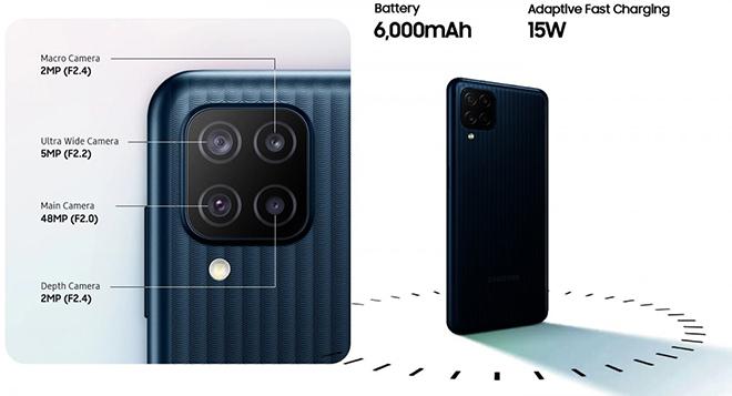Samsung tung thêm smartphone pin cực trâu, giá cực rẻ - 1