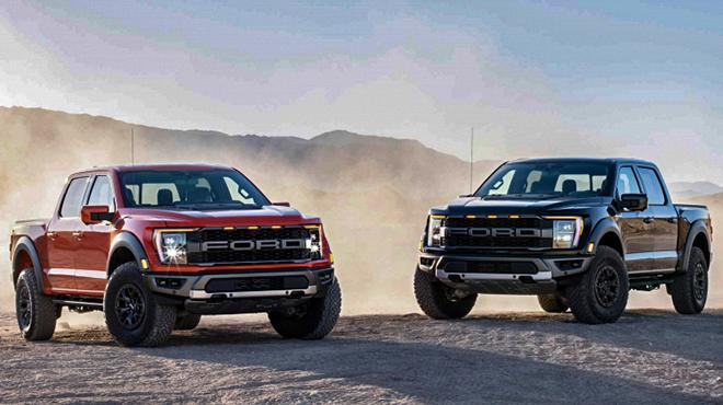 Ford F150 Raptor thế hệ mới trình làng tại Mỹ, xe bán tải đầy cá tính - 1