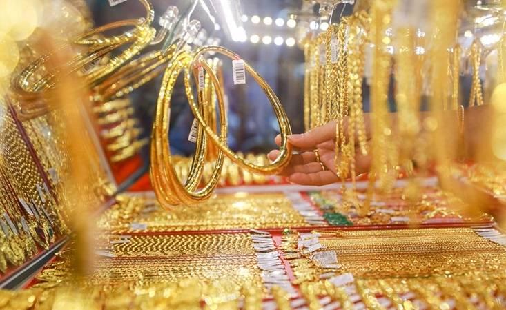 Giá vàng hôm nay 5/2: Giảm ngoài sức tưởng tượng, mất hơn 1 triệu đồng sau 1 đêm - 1