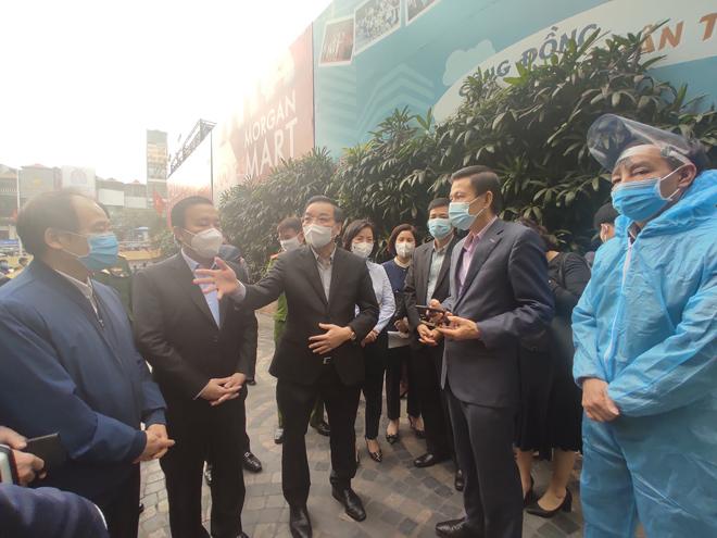 Hà Nội: Kêu gọi hơn 300 người ở chung cư 88 Láng Hạ về xét nghiệm - 1