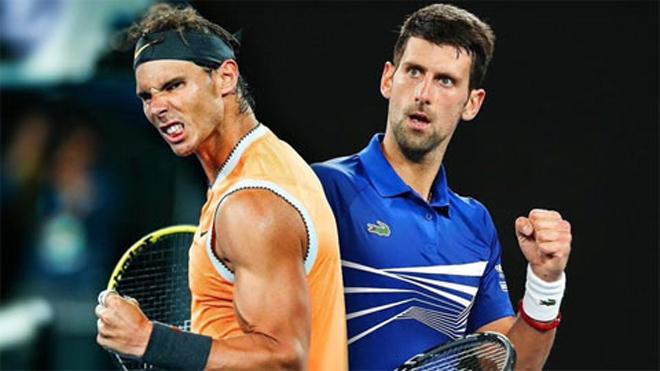 """Phân nhánh Australian Open 2021: Nadal dễ thở, Djokovic """"nặng gánh"""" - 1"""