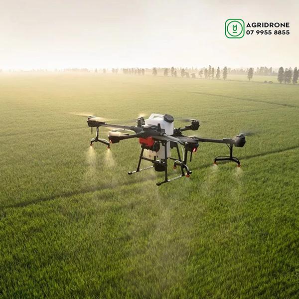 Drone đã làm được gì cho nông dân và nông nghiệp Việt Nam? - 1