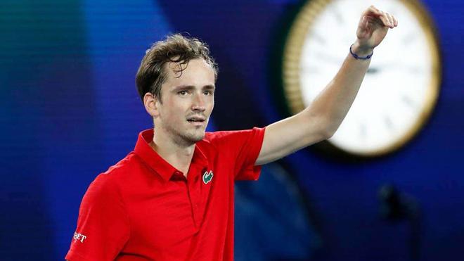 Chung kết ATP Cup: Rublev hủy diệt Fognini,Nga thắng Italia - 3