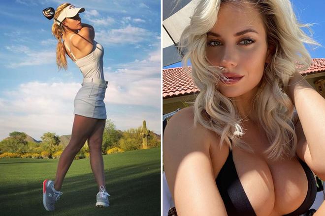 Nữ golf thủ quyến rũ nhất thế giới diện bộ đồ khiến fan đỏ mặt 4