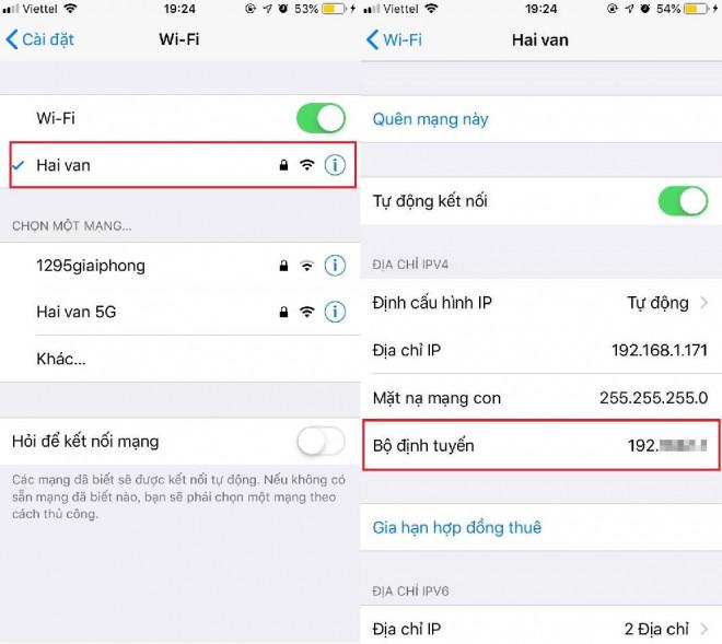 Tiết lộ cách xem Pass Wifi trên iPhone cực đơn giản - 1