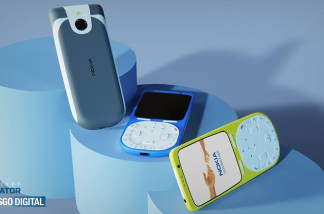 Nokia 3650 đẹp thế này lại kiến fan hào hứng - 1