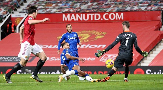 Video MU - Everton: Kinh điển 6 bàn, người hùng phút 90+5 - 3