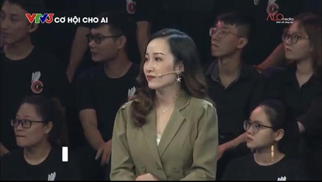 Chọn trải nghiệm khách hàng làm át chủ bài, MC Ninh Loan chiến thắng ngoạn mục Cơ hội Cho Ai - 1