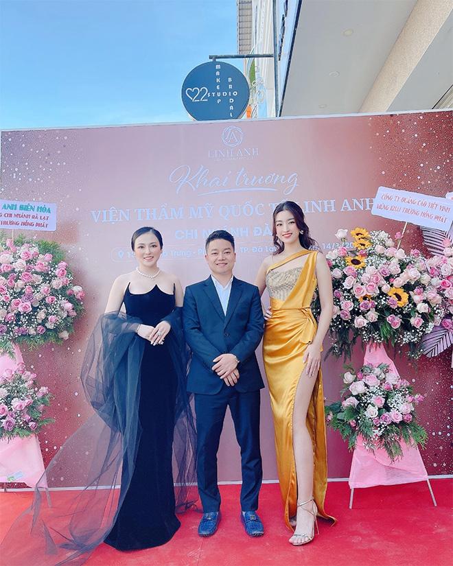 """Founder Thẩm mỹ Quốc tế Linh Anh: """"Tôi muốn mọi người hài lòng với những gì tôi làm hơn việc biết tôi là ai"""" - 1"""