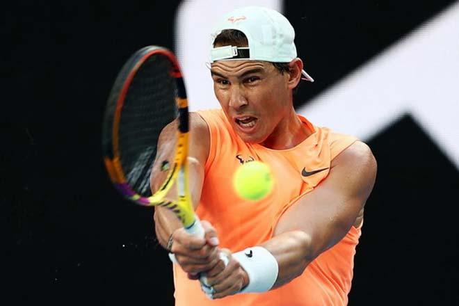 Nadal chấn thương lưng, lên tiếng về quyết định có dự Australian Open - 1