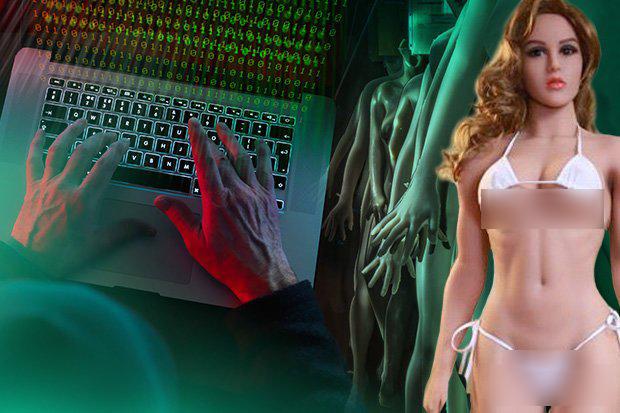 Cảnh báo đáng sợ về robot tình dục có trí thông minh nhân tạo - 1
