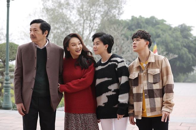 Bảo Thanh lộ diện sau 6 tháng tuyên bố dừng đóng phim - 1