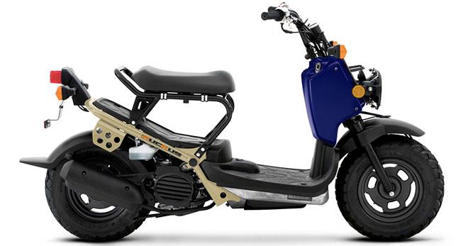 Sắp trình làng Honda Ruckus mới: xe mini mà giá đắt cực - 1