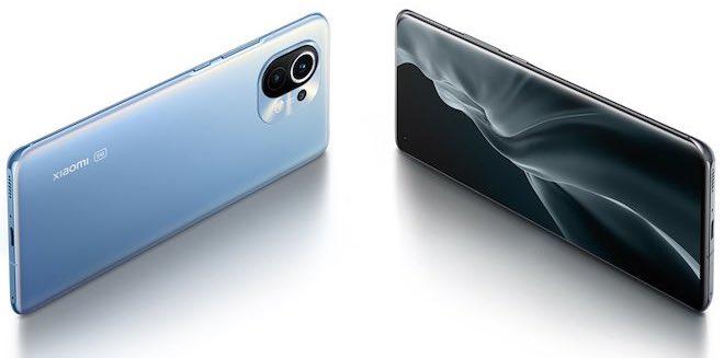 """Siêu phẩm Xiaomi Mi 11 trình làng với camera """"khủng"""" 108MP, sạc nhanh 50W - 1"""