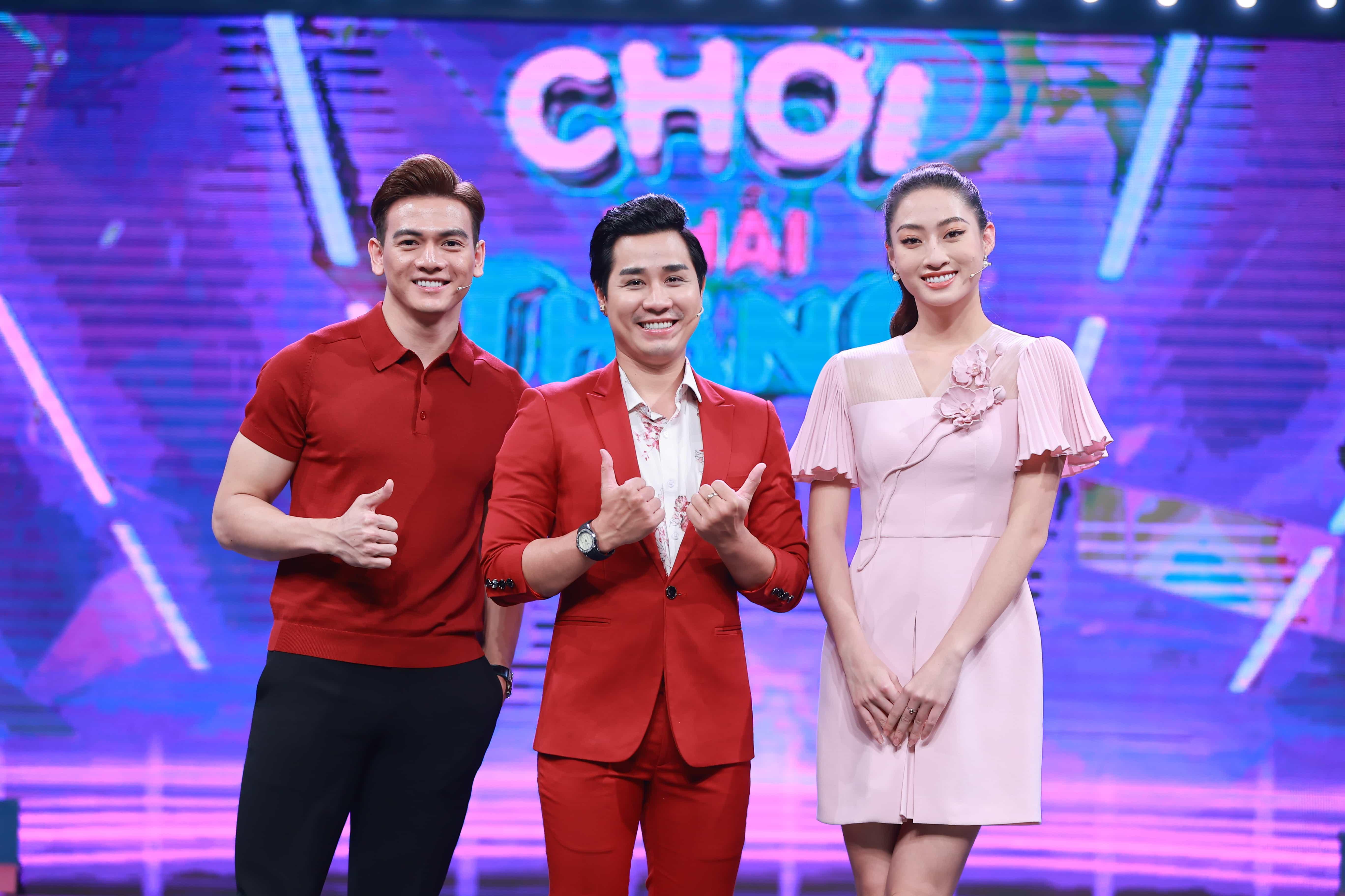 """""""Chồng trẻ"""" Ninh Dương Lan Ngọc cùng Hoa hậu Lương Thùy Linh thắng tiền kỷ lục, tặng thêm tiền cho cô bé 12 tuổi bị ung thư máu - 1"""