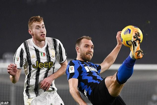 Video Juventus - Inter Milan: Tấn công ào ạt, tiếc nuối Ronaldo - 1