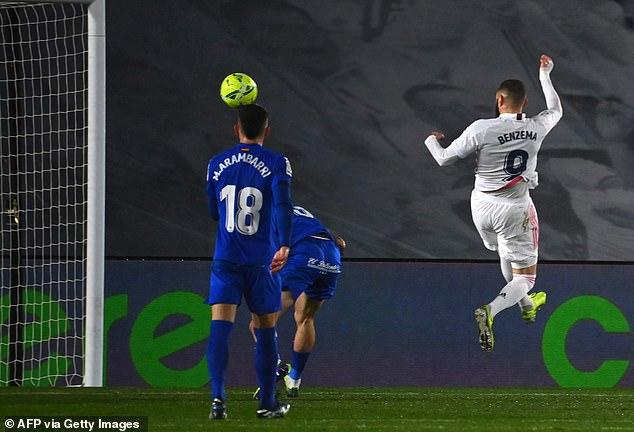 Video Real Madrid - Getafe: Hiệp 2 bùng nổ, kết liễu trong 6 phút - 1