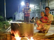 Tết đặc biệt ở Sài Gòn của những người con xa quê