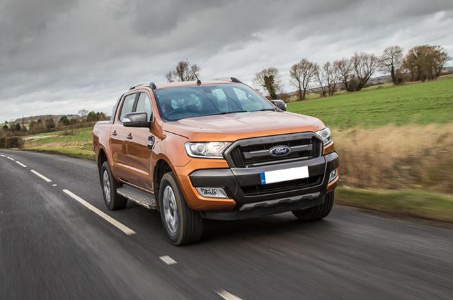 Giá xe Ford Ranger lăn bánh tháng 2/2021 - 1