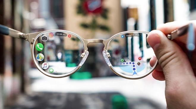 Kính Apple Glass sẽ dùng kính micro OLED cực xịn sò - 1