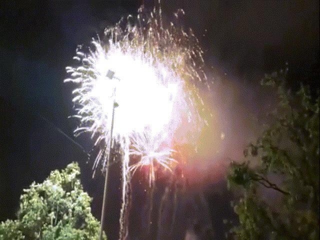"""""""Tiệc ánh sáng"""" chào năm mới Tân Sửu 2021"""