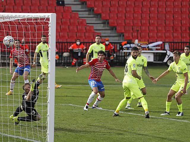 Video Granada - Atletico Madrid: Hiệp 2 bùng nổ, đẳng cấp lên tiếng