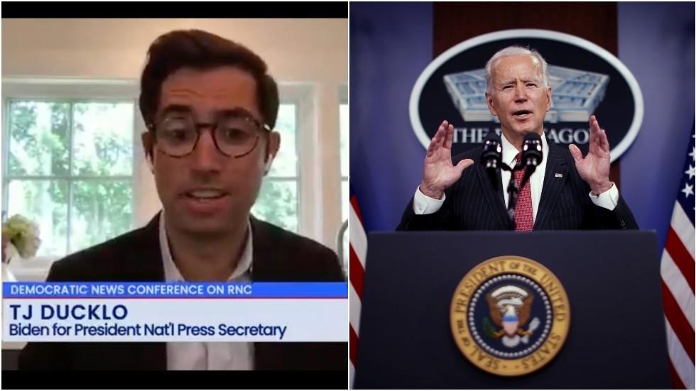 Phó thư ký báo chí Nhà Trắng bị đình chỉ công tác - 1
