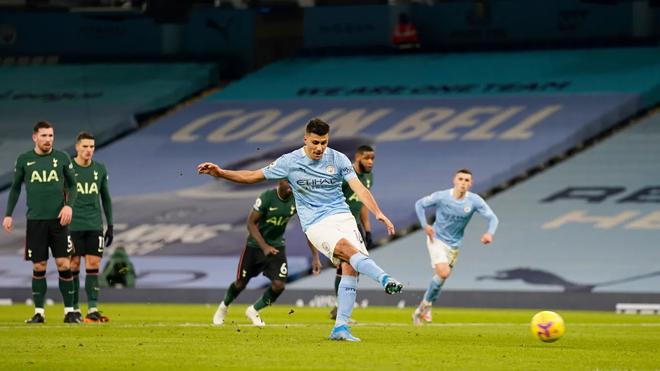 Trực tiếp bóng đá Man City - Tottenham: Nỗ lực không thành (Hết giờ) - 13