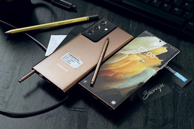Galaxy S21 đã xịn, Galaxy Note 21 còn đáng mong chờ hơn nữa - 1