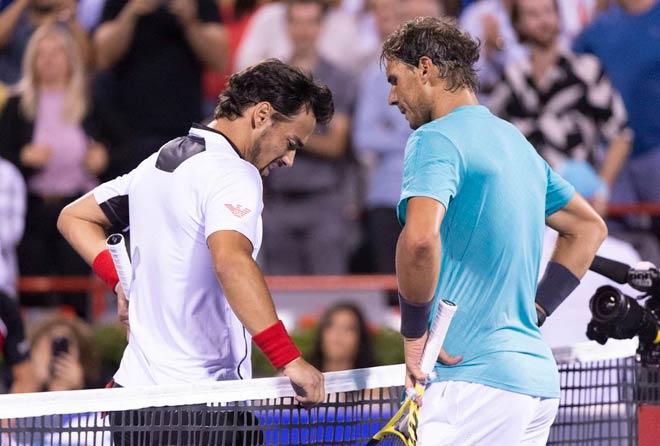 """Nadal """"biến thù thành bạn"""", mỹ nhân bồ Kyrgios diện đồ gợi cảm (Tennis 24/7) - 1"""