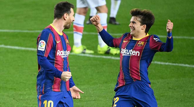 "Video Barcelona - Alaves: Messi và SAO trẻ ""song kiếm hợp bích"" - 1"