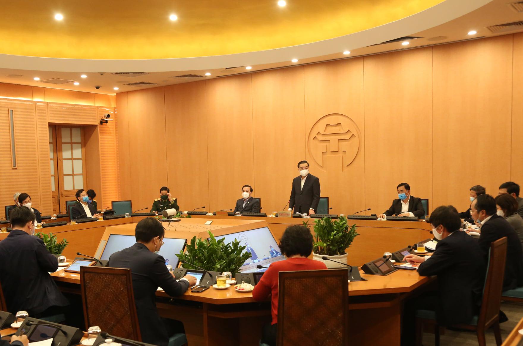 Hà Nội đóng cửa quán ăn đường phố, trà đá, cà phê từ 0h ngày 16/2 để phòng dịch COVID-19 - 1