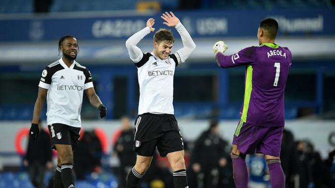 Video Everton - Fulham: Cú đúp ngỡ ngàng, vỡ mộng top 5 - 1